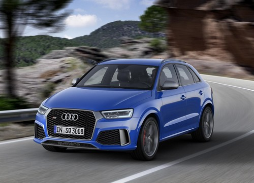 Audi RS Q3 performance, para corazones muy racing