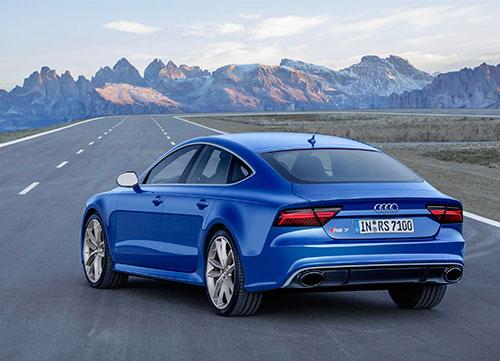 RS 6 Avant y RS 7 Sportback performance, prestaciones exclusivas en Audi