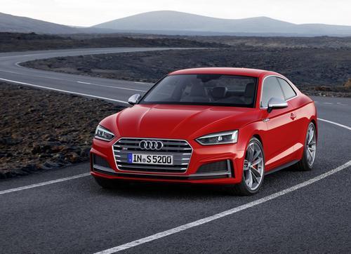 Audi A5 y S5 Coupé, arte sobre ruedas