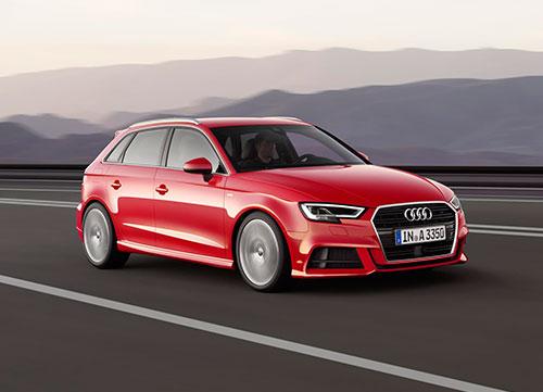 Audi A3, un bestseller alemán que se llena de tecnología