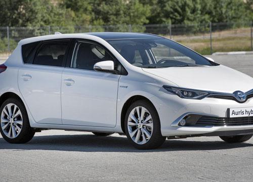 Toyota supera los nueve millones de híbridos vendidos en el mundo