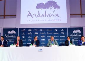El Andalucía Valderrama Masters, listo para el espectáculo