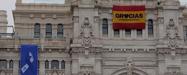 Ayuntamiento: 'Madrid volverá más fuerte'