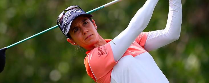 Azahara Muñoz también estará en el Estrella Damm Mediterranean Ladies Open