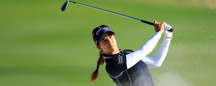 El golf femenino despierta