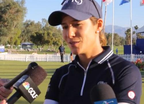 Azahara Muñoz: 'He estado trabajando mi actitud'
