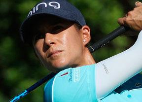 Azahara Muñoz comienza poniendo su sello en la final de la LPGA con 67 golpes