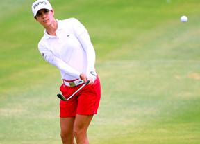 Azahara Muñoz y Carlota Ciganda entre las diez primeras del U.S. Women`s Open