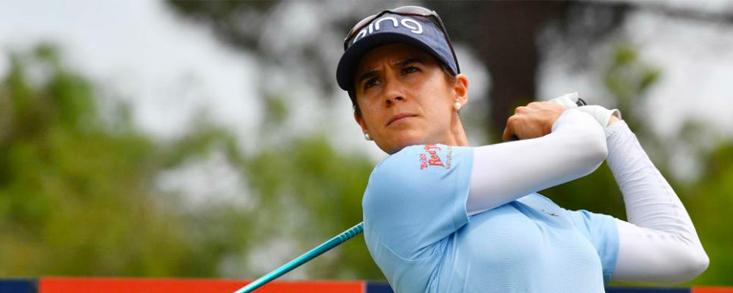 Azahara Muñoz aguanta en el top ten a pesar de la suspensión