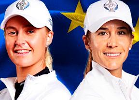 Azahara-Hull empatan con N. Korda y Altamore y dejan un global de 4,5 a 3,5 para Europa