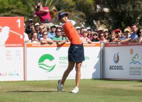 Azahara, a por su tercera victoria en el Andalucía Costa del Sol Open de España