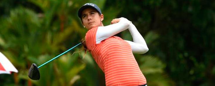 Azahara Muñoz: 'Este año estoy jugando bien y con mucha confianza'