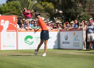 Azahara Muñoz busca el triplete de títulos