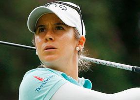 El golf femenino español se toma un respiro