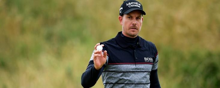 Stenson, una vida dedicada al golf