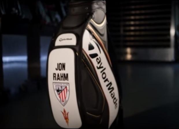 Rahm, nuevo miembro del equipo adidas