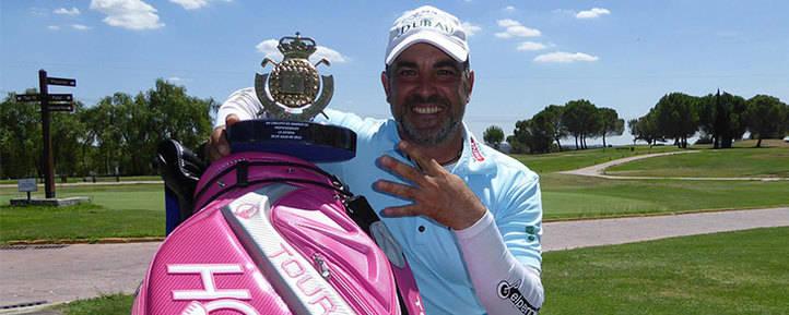 Carlos Balmaseda logra vencer en La Dehesa