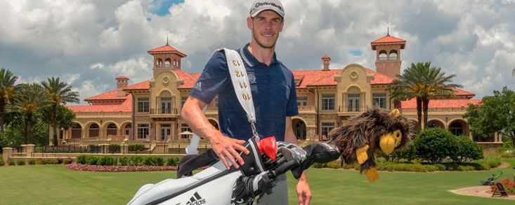 Gareth Bale pasa del mundial y se centra en el golf