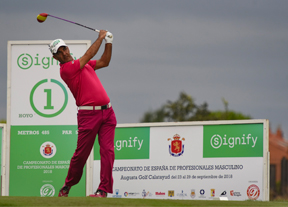 Diez antiguos ganadores acudirán a la cita del Campo de Golf de Logroño