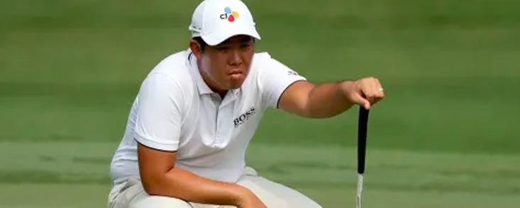 Byeong Hun An mantiene el liderato con un golpe de ventaja sobre Brice Garnett