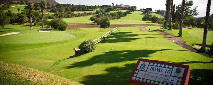Un gran torneo en Bandama, el campo más antiguo de España