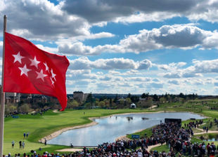 Dos tercios de los madrileños dispuestos a probar el golf con amigos y familiares