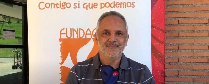 Miguel Ángel Barbero: 'Aquí estamos otra vez con el circuito más solidario'