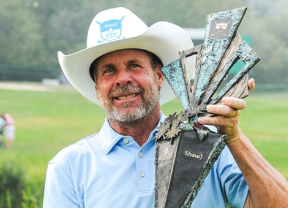 Doug Barron firma su segunda victoria en el PGA Tour Champions