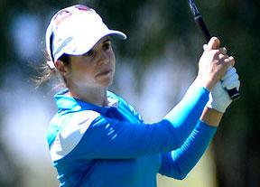 Beatriz Recari arranca segunda con -6 en el primer Grande de la temporada