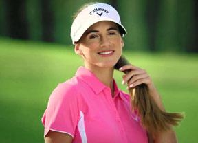 Belén Mozo busca confirmar su tarjeta para 2017 en la LPGA
