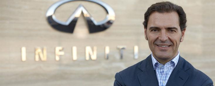 Jorge Belzunce: 'El Q30 es un gran coche japonés ideado para el mercado europeo'