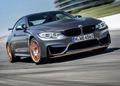 Potencia extra e imagen radical con el BMW M4 GTS