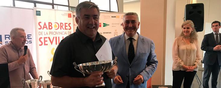 José Miguel Fdez-Cuadrado gana el Campeonato de Periodistas Deportivos de Andalucía
