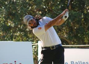 Daniel Berna sigue lanzado en Castellón