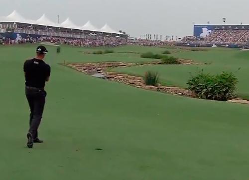 Vea los 10 mejores golpes del DP World Golf Tour Championship