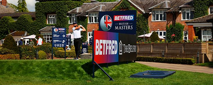 Matthias Schwab toma la delantera en el madrugador Betfred British Masters y Adri Arnaus se queda a tres golpes