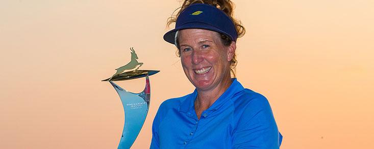 Beth Allen se impone en Abu Dhabi