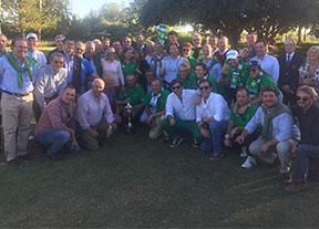Los béticos se imponen en el Real Club Sevilla Golf