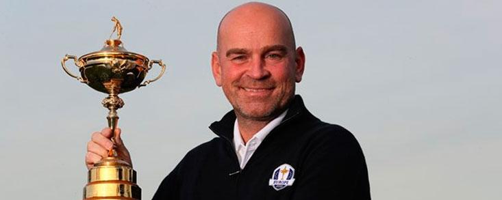 Thomas Bjorn, capitán europeo para la Ryder de 2018