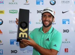 Segunda victoria de Adrián Otaegui que le coloca 14º en la Race to Dubai