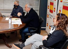 El COE defiende a los deportistas españoles frente a la desigualdad de Tokio 2020