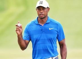 Cinco años después de su última victoria, Tiger Woods está a un paso de ganar en el PGA Tour