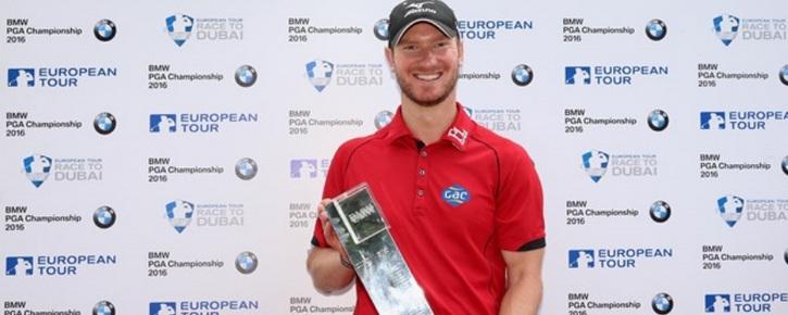 Tercera victoria de Chris Wood que logra en Inglaterra el triunfo más importante de su carrera