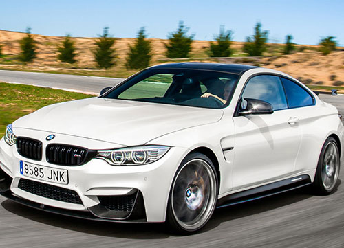 BMW M4 Competition Sport Edition, exclusivo para España