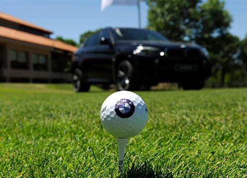 Ya está aquí la BMW Golf Cup