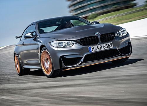 BMW M4 GTS, potencia extra