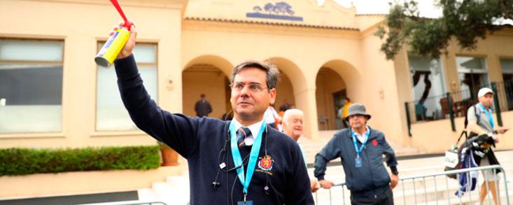 Jornada suspendida con Sergio García líder con -10 y reanudación el lunes por la mañana (si el tiempo lo permite)