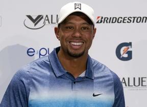 Tiger Woods, cuestión de pelotas