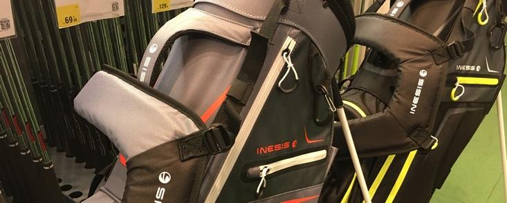 Las mejores novedades del mundo del golf en Decathlon