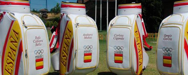 El golf español, preparado e ilusionado para Río 2016